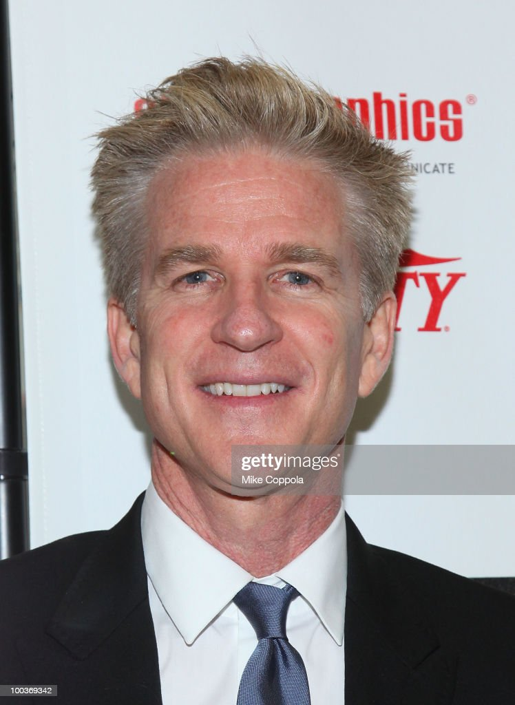 Actor Matthew Modine attends the 55th Annual Drama Desk Awards at the FH LaGuardia Concert Hall at Lincoln Center on May 23, 2010 in New York City.