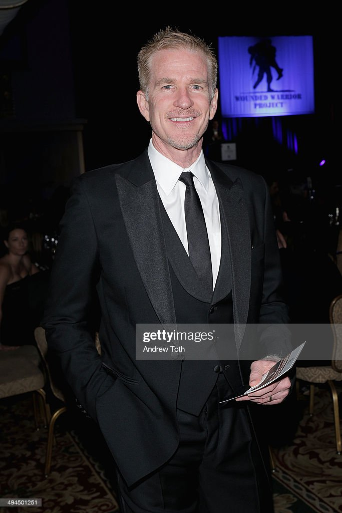 Actor <a gi-track='captionPersonalityLinkClicked' href=/galleries/search?phrase=Matthew+Modine&family=editorial&specificpeople=211363 ng-click='$event.stopPropagation()'>Matthew Modine</a> attends the 9th annual Wounded Warrior Project Courage Awards & Benefit Dinner at The Waldorf=Astoria on May 29, 2014 in New York City.