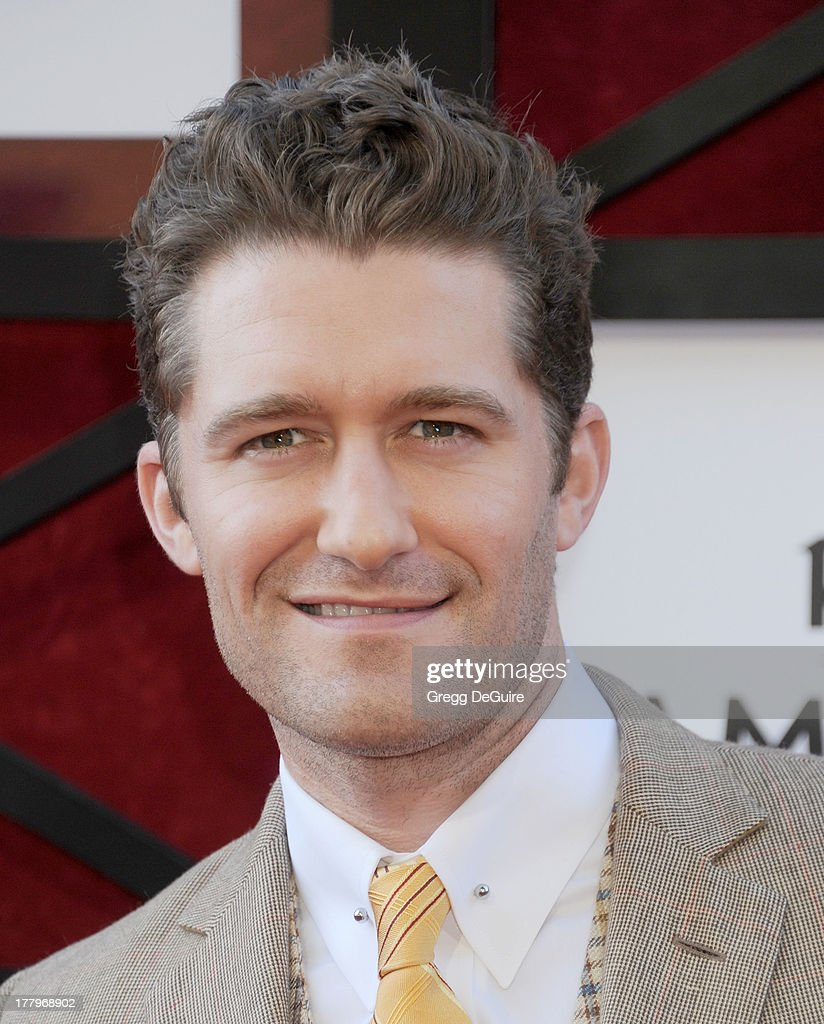 Actor <a gi-track='captionPersonalityLinkClicked' href=/galleries/search?phrase=Matthew+Morrison&family=editorial&specificpeople=171674 ng-click='$event.stopPropagation()'>Matthew Morrison</a> arrives at the Comedy Central Roast of James Franco at Culver Studios on August 25, 2013 in Culver City, California.