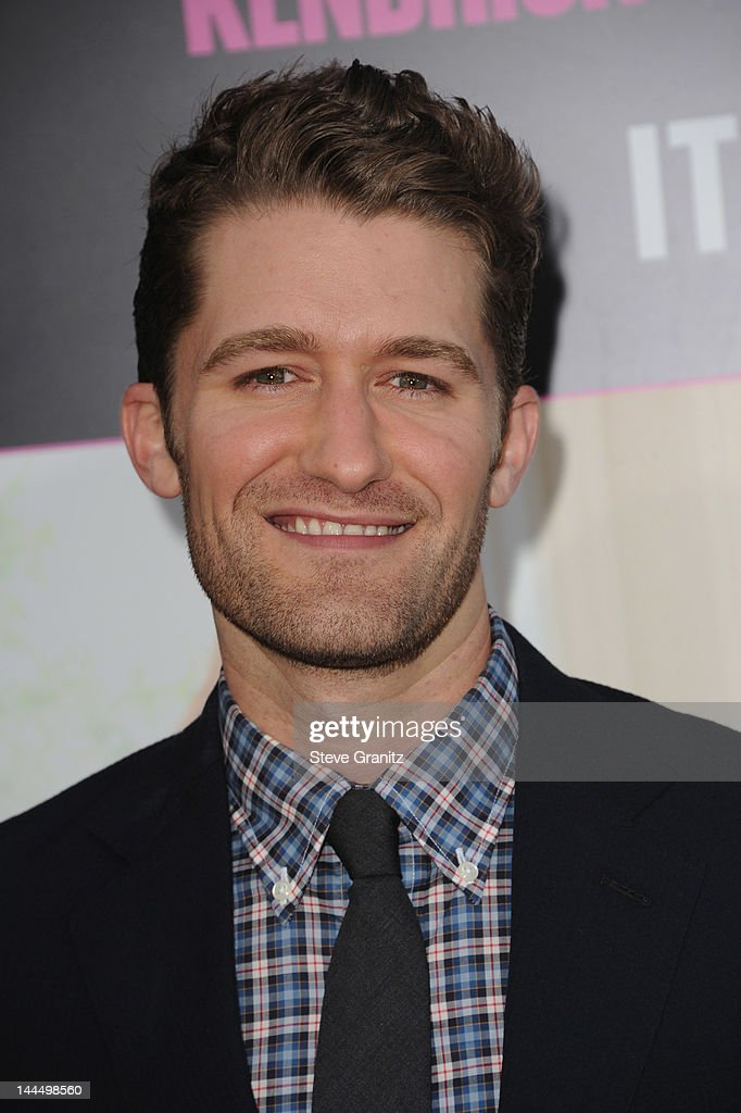 Actor <a gi-track='captionPersonalityLinkClicked' href=/galleries/search?phrase=Matthew+Morrison&family=editorial&specificpeople=171674 ng-click='$event.stopPropagation()'>Matthew Morrison</a> arrives at the Los Angeles premiere of 'What To Expect When You're Expecting' at Grauman's Chinese Theatre on May 14, 2012 in Hollywood, California.