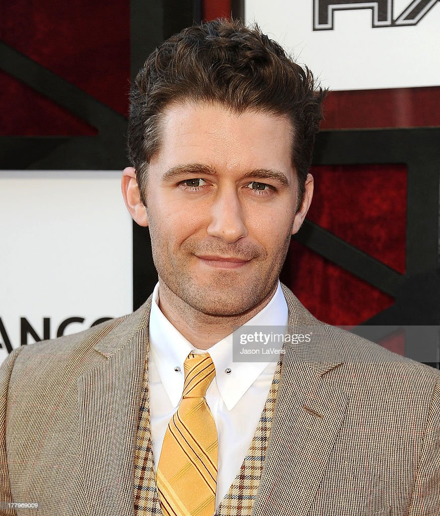 Actor <a gi-track='captionPersonalityLinkClicked' href=/galleries/search?phrase=Matthew+Morrison&family=editorial&specificpeople=171674 ng-click='$event.stopPropagation()'>Matthew Morrison</a> attends the Comedy Central Roast of James Franco at Culver Studios on August 25, 2013 in Culver City, California.
