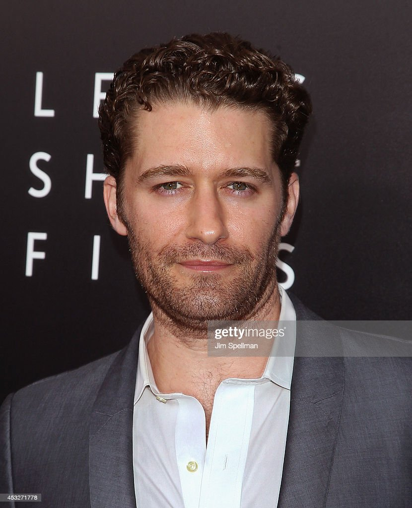 Actor Matthew Morrison attends the 'Life is Amazing' Lexus Short Films Series at SVA Theater on August 6 2014 in New York City