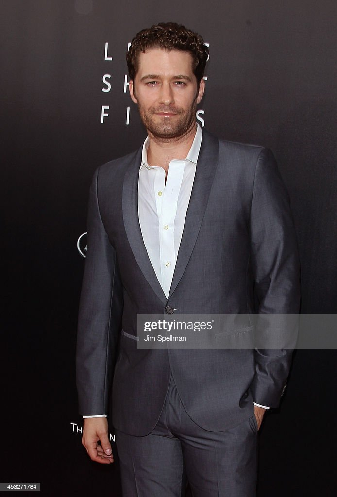 Actor Matthew Morrison attends the 'Life is Amazing' Lexus Short Films Series at SVA Theater on August 6, 2014 in New York City.