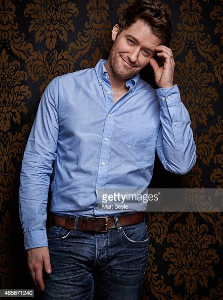 Actor Matthew Morrison is photographed for Back Stage on February 10 in New York City PUBLISHED IMAGE