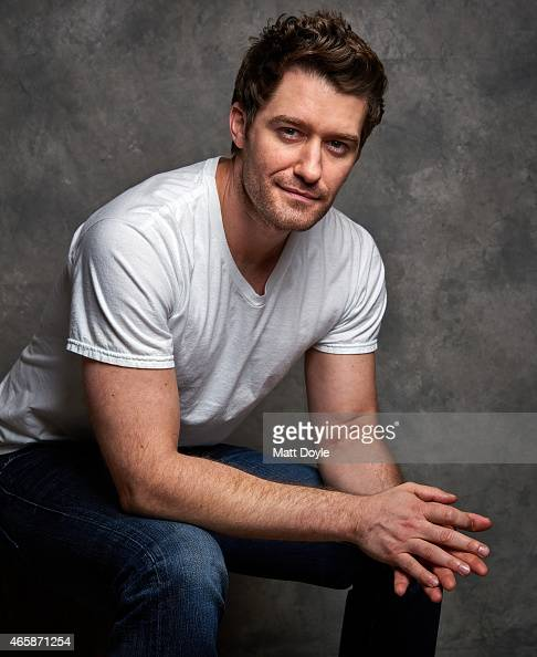 Actor Matthew Morrison is photographed for Back Stage on February 10 in New York City