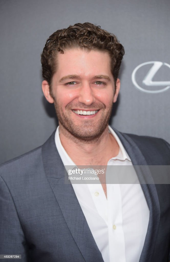 Actor Matthew Morrison of Glee attends the The 2nd Annual Lexus Short Films 'Life is Amazing' New York premiere presented by The Weinstein Company...