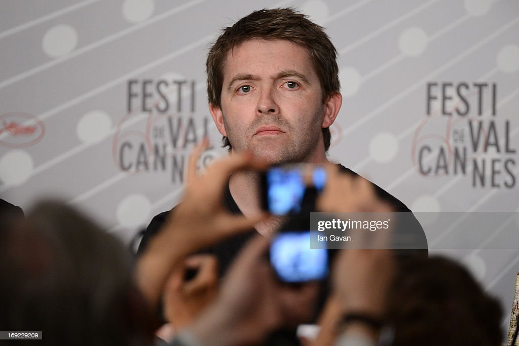 Actor Matthew Newman attends the 'Only God Forgives' Press Conference during the 66th Annual Cannes Film Festival on May 22, 2013 in Cannes, France.