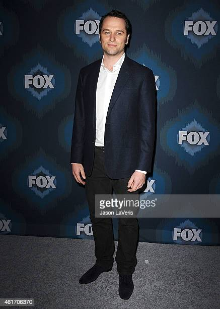 Actor Matthew Rhys attends the FOX winter TCA AllStar party at Langham Hotel on January 17 2015 in Pasadena California