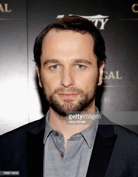 Actor Matthew Rhys attends the Variety Emmy Studio at Palihouse on May 30 2013 in West Hollywood California