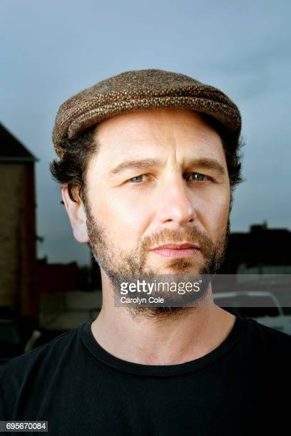 Actor Matthew Rhys is photographed for Los Angeles Times on April 24 2017 in New York City PUBLISHED IMAGE CREDIT MUST READ Carolyn Cole/Los Angeles...