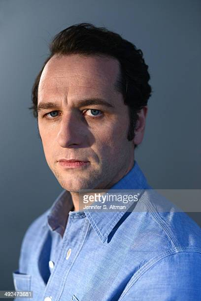 Actor Matthew Rhys is photographed for Los Angeles Times on March 7 2014 in New York City