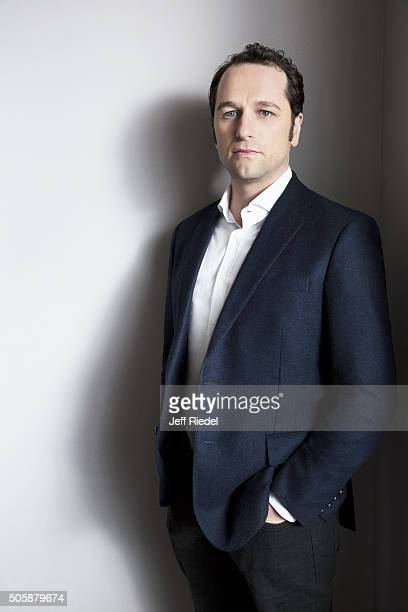 Actor Matthew Rhys is photographed for TV Guide Magazine on January 17 2015 in Pasadena California
