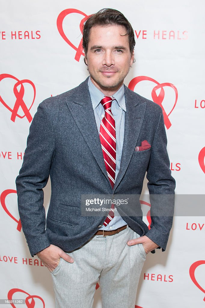 Actor <a gi-track='captionPersonalityLinkClicked' href=/galleries/search?phrase=Matthew+Settle&family=editorial&specificpeople=214670 ng-click='$event.stopPropagation()'>Matthew Settle</a> attends the 2013 Gala By Love Heals at The Four Seasons Restaurant on March 7, 2013 in New York City.