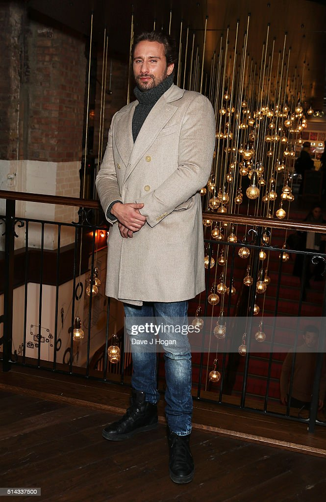 Actor <a gi-track='captionPersonalityLinkClicked' href=/galleries/search?phrase=Matthias+Schoenaerts&family=editorial&specificpeople=6259320 ng-click='$event.stopPropagation()'>Matthias Schoenaerts</a> attends the UK gala screening of 'Disorder' at Picturehouse Central on March 8, 2016 in London, England.
