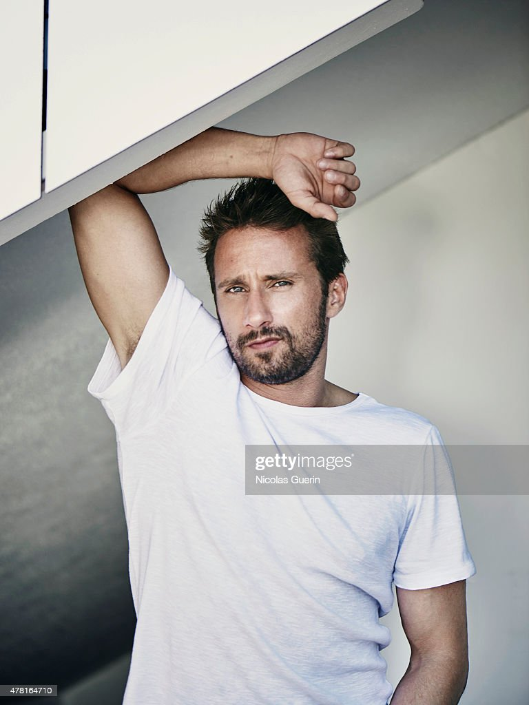 Actor <a gi-track='captionPersonalityLinkClicked' href=/galleries/search?phrase=Matthias+Schoenaerts&family=editorial&specificpeople=6259320 ng-click='$event.stopPropagation()'>Matthias Schoenaerts</a> is photographed for Self Assignment on May 15, 2015 in Cannes, France.