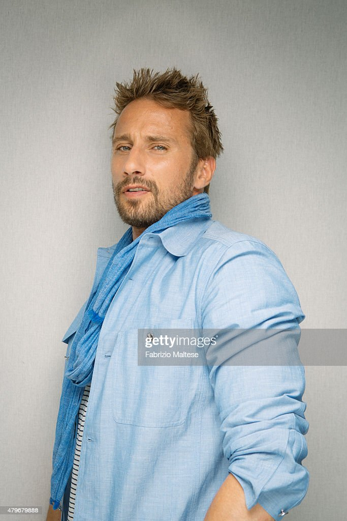 Actor <a gi-track='captionPersonalityLinkClicked' href=/galleries/search?phrase=Matthias+Schoenaerts&family=editorial&specificpeople=6259320 ng-click='$event.stopPropagation()'>Matthias Schoenaerts</a> is photographed for The Hollywood Reporter on May 15, 2015 in Cannes, France. **NO