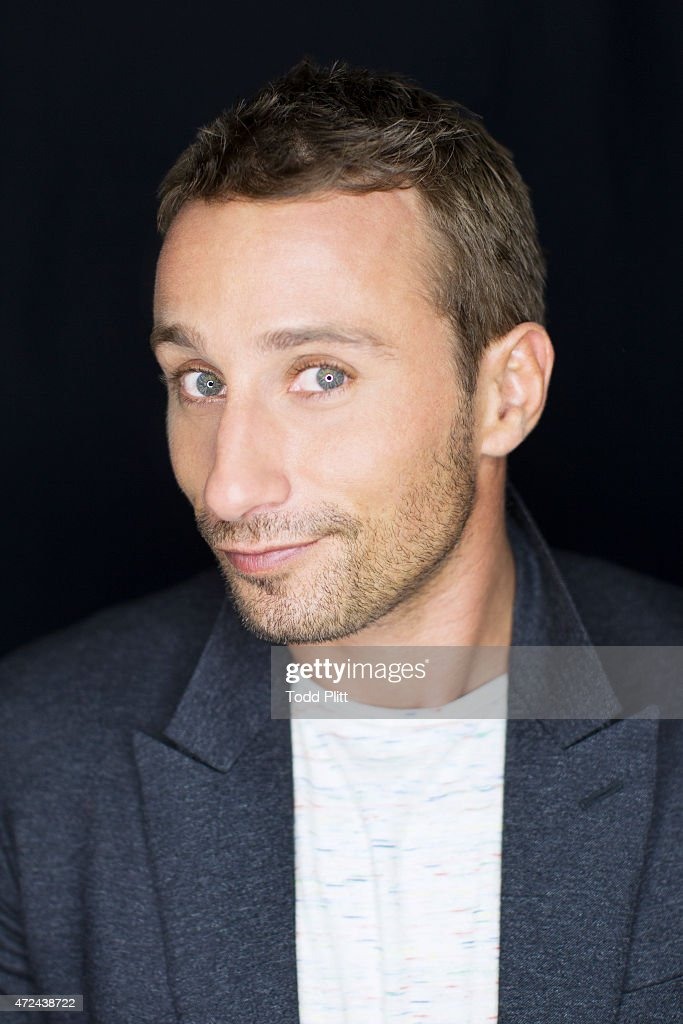 Actor <a gi-track='captionPersonalityLinkClicked' href=/galleries/search?phrase=Matthias+Schoenaerts&family=editorial&specificpeople=6259320 ng-click='$event.stopPropagation()'>Matthias Schoenaerts</a> is photographed for USA Today on April 19, 2015 in New York City.