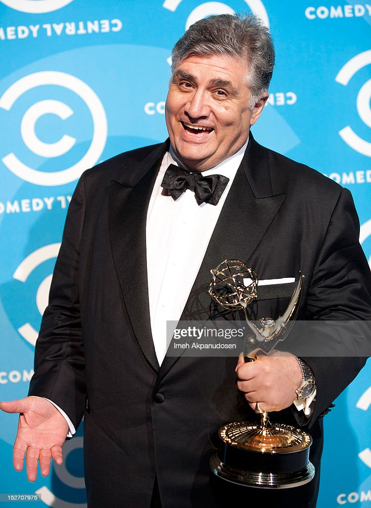 Actor Maurice LaMarche attends the 2012 Primetime Emmy Awards Comedy Central Party at Cecconi's Restaurant on September 23, 2012 in Los Angeles, California.