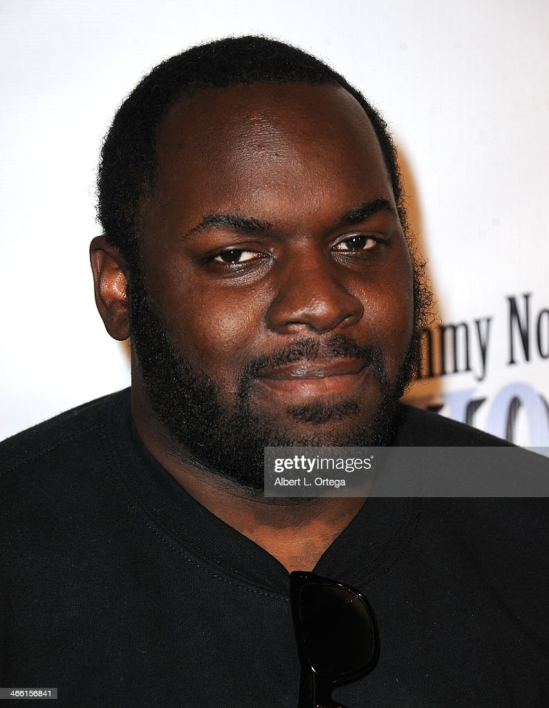 Actor Maurice Meck arrives for Pre-Grammy Celebration Party For Trevor Guthrie held at Acabar on January 25, 2014 in Los Angeles, California.