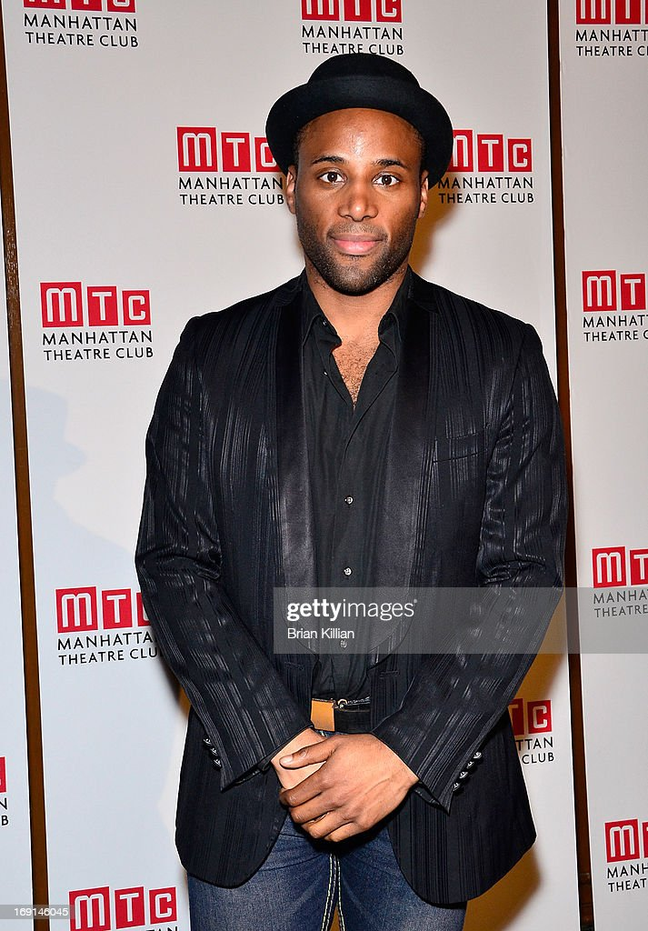 Actor Maurice Murphy attends Manhattan Theatre Club 2013 Spring Gala at Cipriani 42nd Street on May 20, 2013 in New York City.