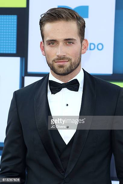 Actor Mauricio Henao attends The 2016 Latin American Music Awards at Dolby Theatre on October 6 2016 in Hollywood California