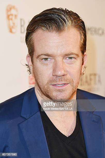 Actor Max Beesley attends the BBC America BAFTA Los Angeles TV Tea Party 2016 at The London Hotel on September 17 2016 in West Hollywood California
