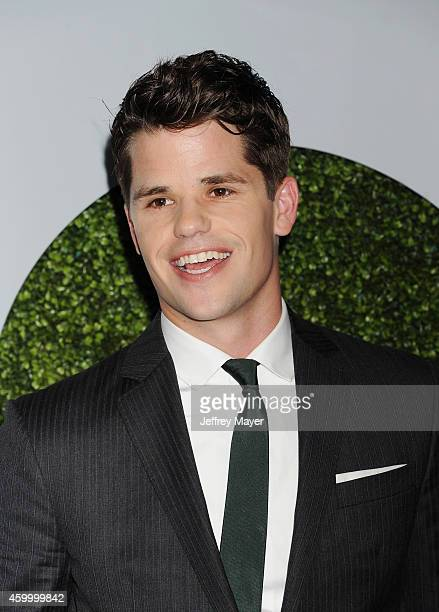 Actor Max Carver arrives at the 2014 GQ Men Of The Year Party at Chateau Marmont on December 4 2014 in Los Angeles California