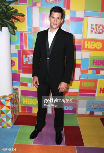 Actor Max Carver attends HBO's 2014 Emmy after party at The Plaza at the Pacific Design Center on August 25 2014 in Los Angeles California