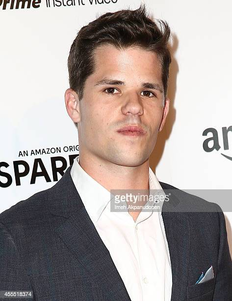 Actor Max Carver attends the premiere of Amazon's 'Transparent' at Ace Hotel on September 15 2014 in Los Angeles California