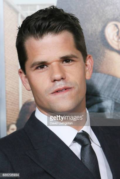 Actor Max Carver attends the premiere of Warner Bros Pictures' 'Fist Fight' at Regency Village Theatre on February 13 2017 in Westwood California