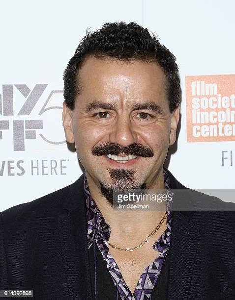 Actor Max Casella attends the 54th New York Film Festival 'Jackie' screening on October 13 2016 in New York City