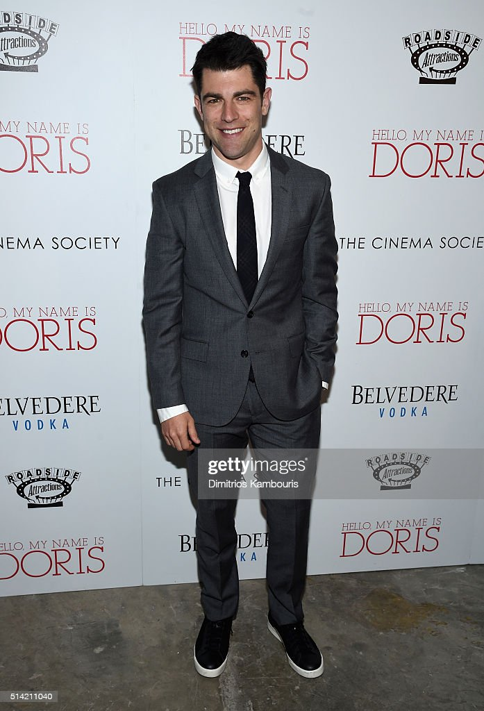 """Roadside Attractions With The Cinema Society & Belvedere Vodka Host The New York Premiere Of """"Hello, My Name Is Doris"""" - Arrivals"""