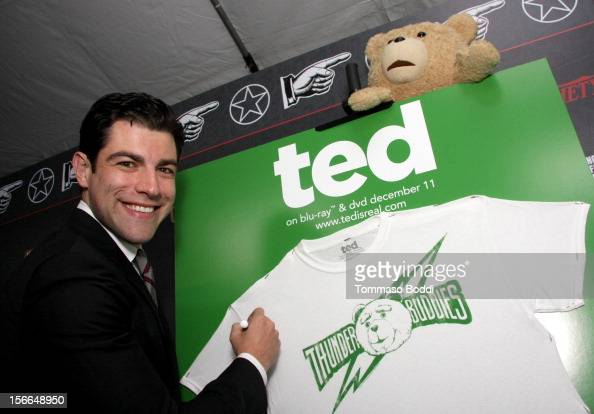 Actor Max Greenfield arrives at Variety's 3rd annual Power of Comedy event presented by Bing benefiting the Noreen Fraser Foundation held at Avalon...