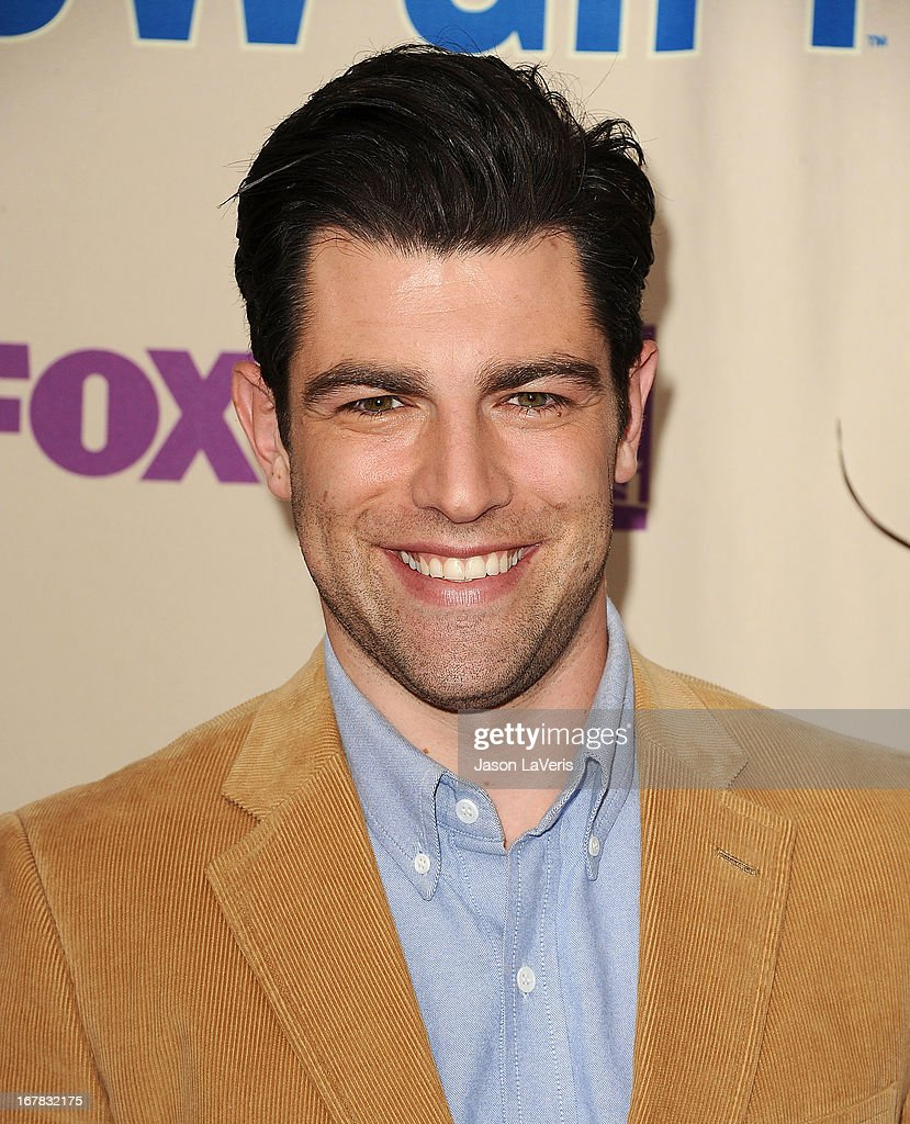 Actor <a gi-track='captionPersonalityLinkClicked' href=/galleries/search?phrase=Max+Greenfield&family=editorial&specificpeople=599135 ng-click='$event.stopPropagation()'>Max Greenfield</a> attends a screening and Q&A of 'New Girl' at Leonard H. Goldenson Theatre on April 30, 2013 in North Hollywood, California.