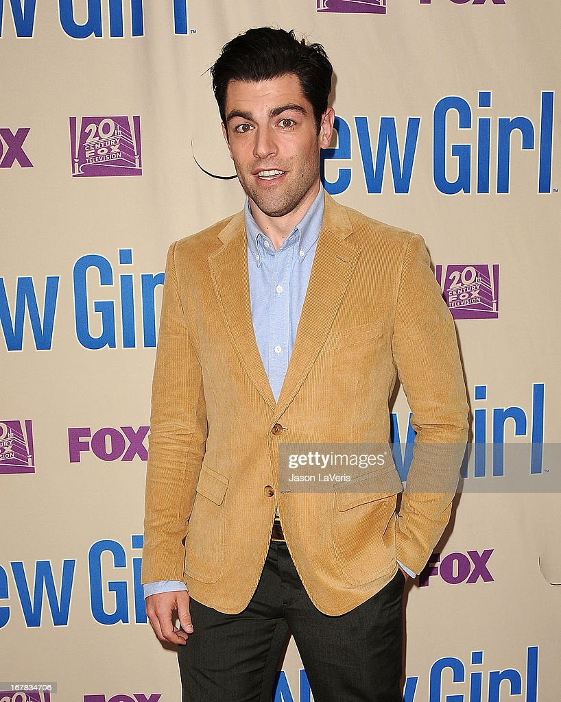Actor Max Greenfield attends a screening and Q&A of 'New Girl' at Leonard H. Goldenson Theatre on April 30, 2013 in North Hollywood, California.