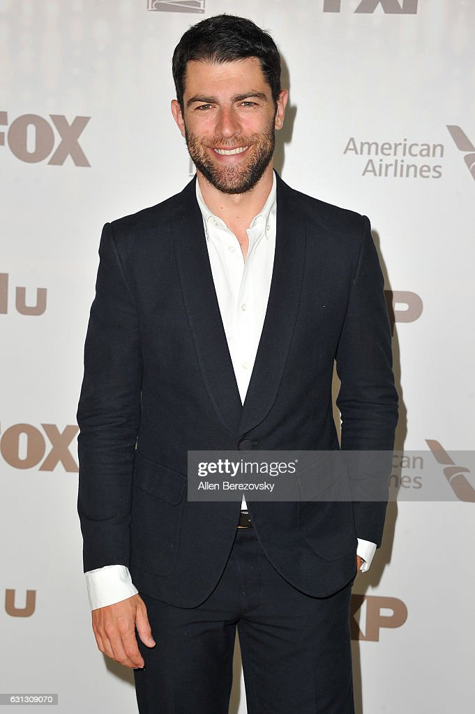 Actor Max Greenfield attends FOX and FX's 2017 Golden Globe Awards After Party at The Beverly Hilton Hotel on January 8, 2017 in Beverly Hills, California.