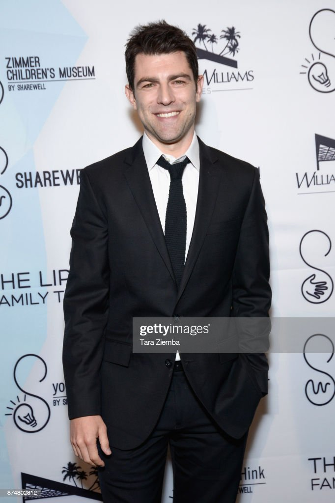 Actor Max Greenfield attends the Zimmer Children's Museum's 17th Annual Discovery Award Dinner at Skirball Cultural Center on November 15, 2017 in Los Angeles, California.