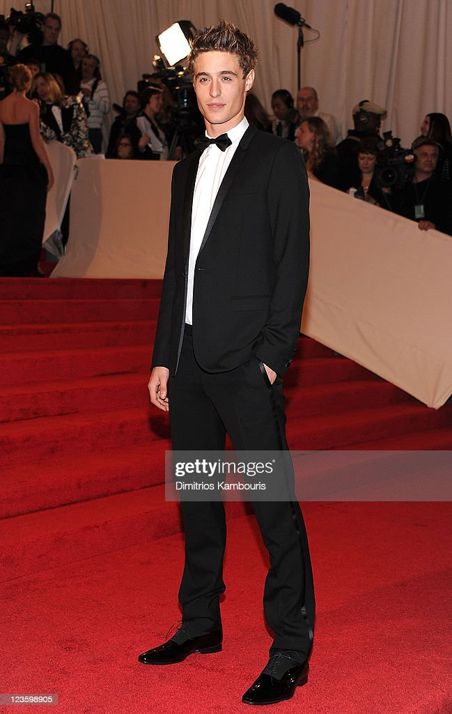 Actor Max Irons attends the 'Alexander McQueen: Savage Beauty' Costume Institute Gala at The Metropolitan Museum of Art on May 2, 2011 in New York City.