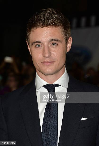 Actor Max Irons attends 'The Riot Club' premiere during the 2014 Toronto International Film Festival at Roy Thomson Hall on September 6 2014 in...