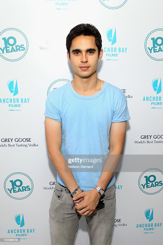 Actor Max Minghella attends '10 Years' brunch reunion event hosted by GREY GOOSE Vodka And Anchor Bay Films at Hotel Chantelle on September 16, 2012 in New York City.