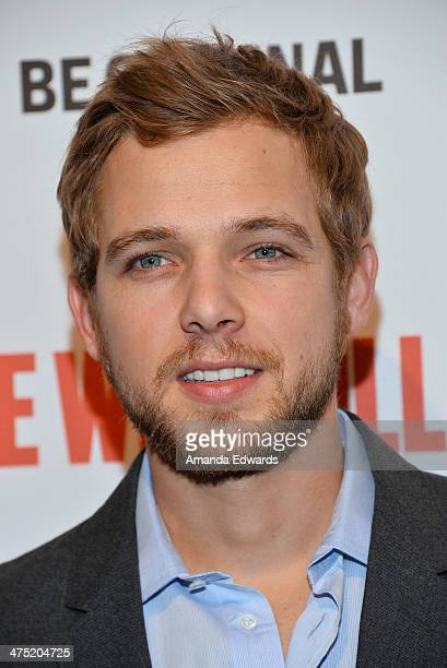 Actor Max Thieriot arrives at the premiere party for AE's Season 2 of 'Bates Motel' and the series premiere of 'Those Who Kill' at Warwick on...