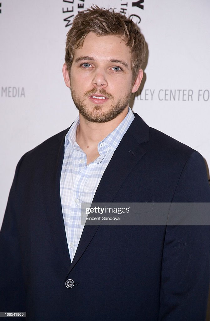 Actor Max Thieriot attends The Paley Center For Media presents 'Bates Motel: Reimagining a Cinema Icon' at The Paley Center for Media on May 10, 2013 in Beverly Hills, California.