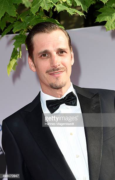 Actor Max von Thun attend the 'Bayerischer Fernsehpreis 2014' at Prinzregententheater on May 23 2014 in Munich Germany