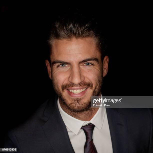 Actor Maxi Igelsias attends Men's Health 2017 Awards gala at Goya theater on November 20 2017 in Madrid Spain