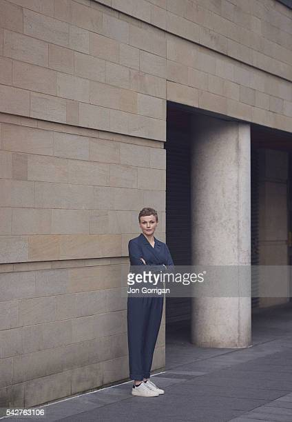 Actor Maxine Peake is photographed for the Telegraph on December 14 2015 in London England