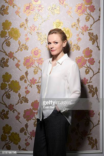 Actor Maxine Peake is photographed for the Times on March 7 2014 in London England