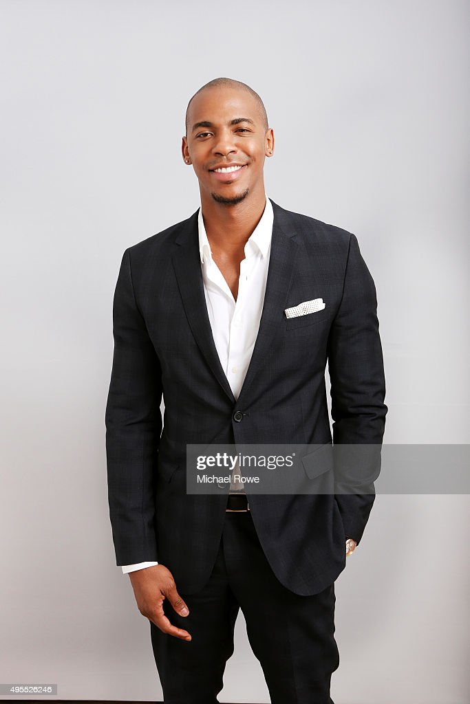 Actor Mehcad Brooks is photographed for Essence.com on February 1, 2013 in Los Angeles, California.