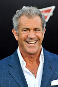 Actor Mel Gibson arrives at the Los Angeles premiere of Lionsgate Films' 'The Expendables 3' at TCL Chinese Theatre on August 11 2014 in Hollywood...