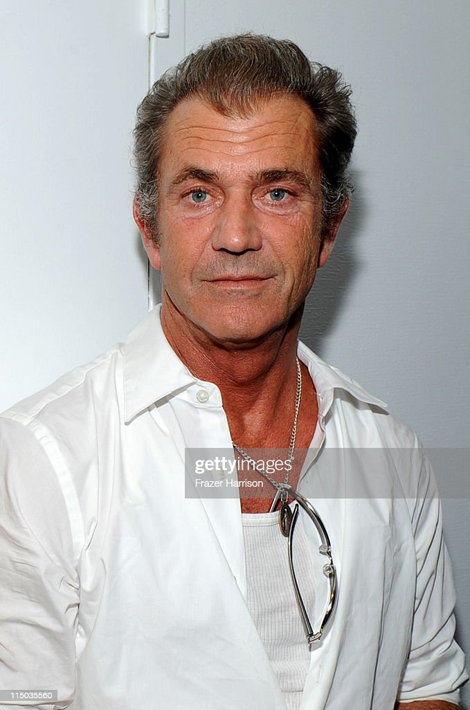 Actor Mel Gibson attends the Australians In Film screening of 'The Beaver' at the Harmony Gold Theate on June 1 2011 in Los Angeles California