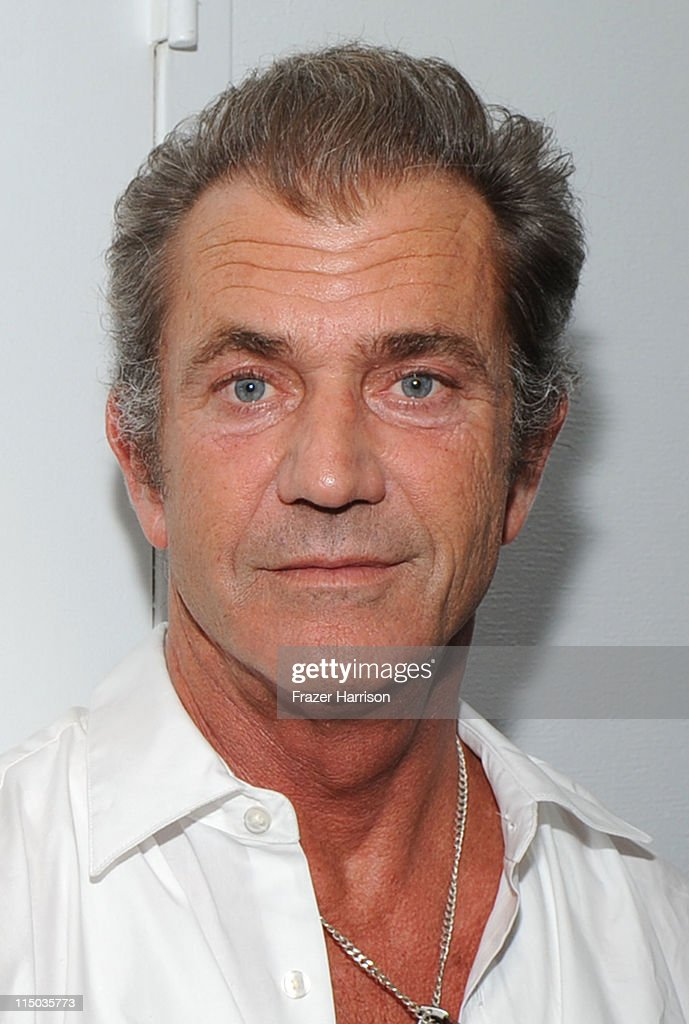 Actor <a gi-track='captionPersonalityLinkClicked' href=/galleries/search?phrase=Mel+Gibson&family=editorial&specificpeople=201512 ng-click='$event.stopPropagation()'>Mel Gibson</a> attends the Australians In Film screening of 'The Beaver' at the Harmony Gold Theate on June 1, 2011 in Los Angeles, California.
